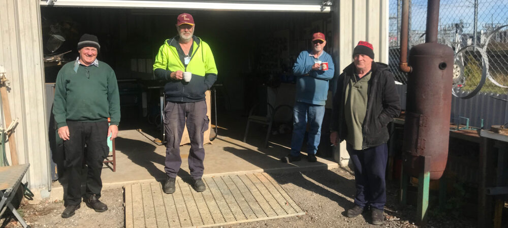 Hume Men's Shed (Sunbury)